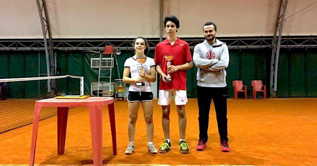Tappa di Bazzano, premiazione U16