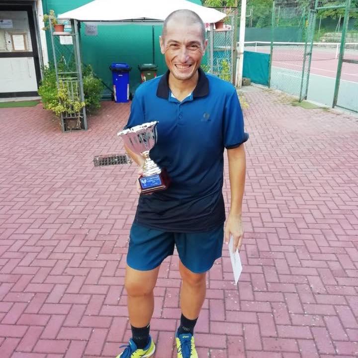 Alessandro Degli Esposti 1° classifica