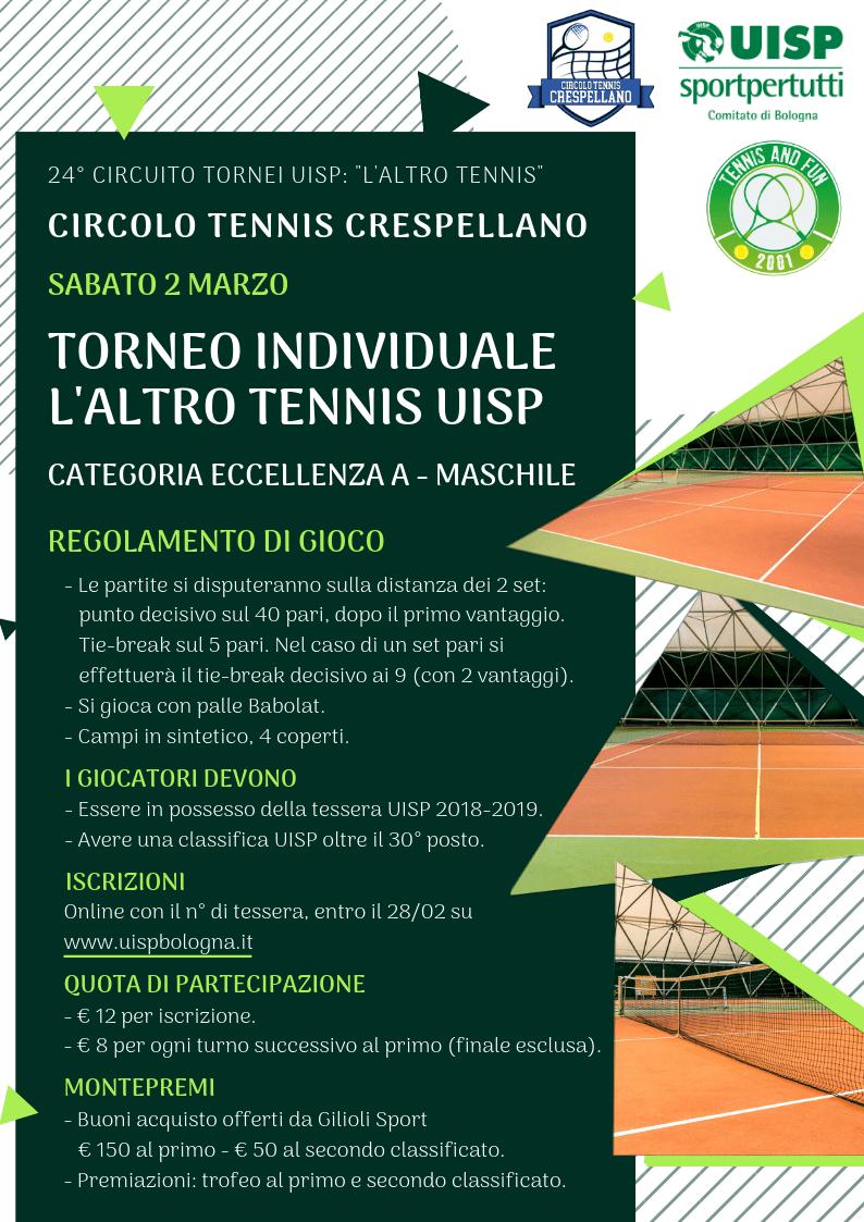 torneo individuale l'altro tennis uisp 2:03